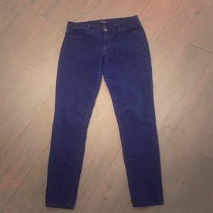 J Brand Jean leggings, indigo size 29